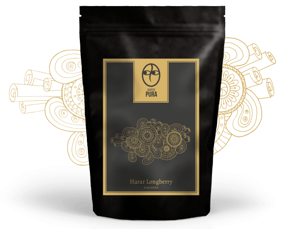 Harar Longberry Kaffee