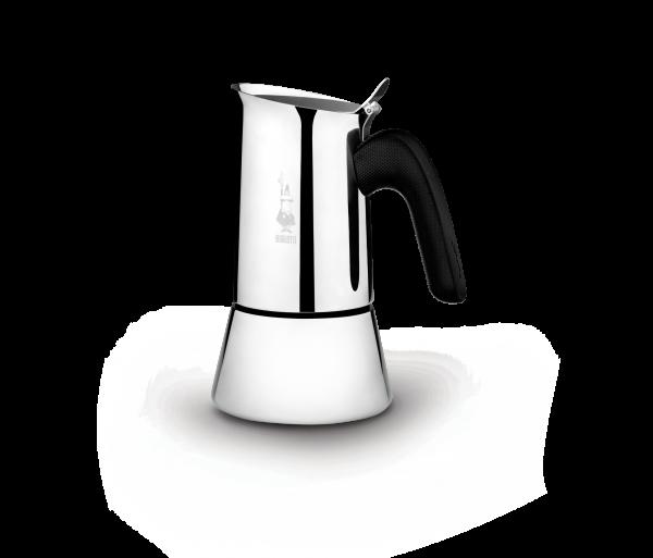 Bialetti New Venus Edelstahl Espressokocher