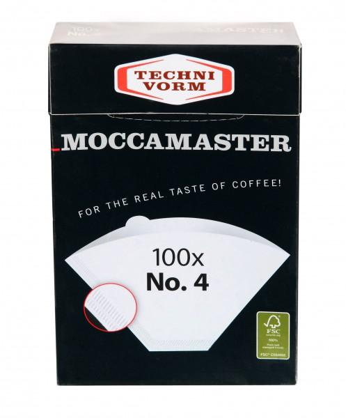 Moccamaster Filterpapier Nr. 4