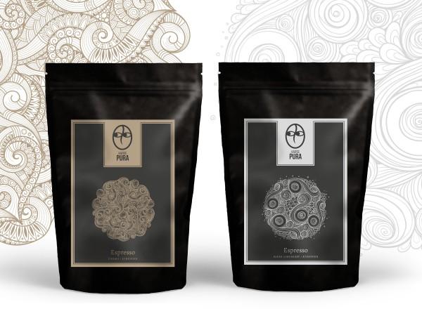 KAFFEE PURA Probierpaket Espresso