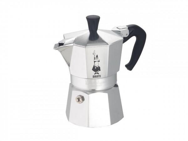 Bialetti Moka Express Aluminium-Espressokocher