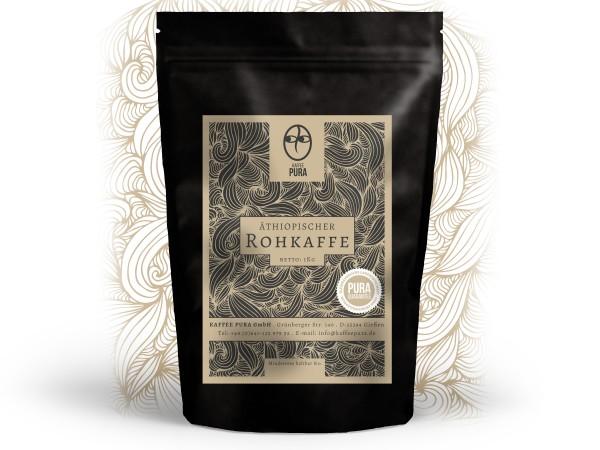 KAFFEE PURA Rohkaffee Bonga Forest