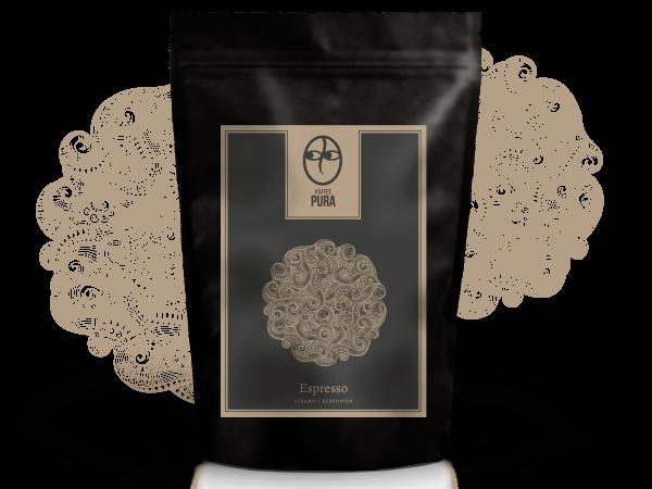 Sidamo Espresso, BIO & fair gehandelt