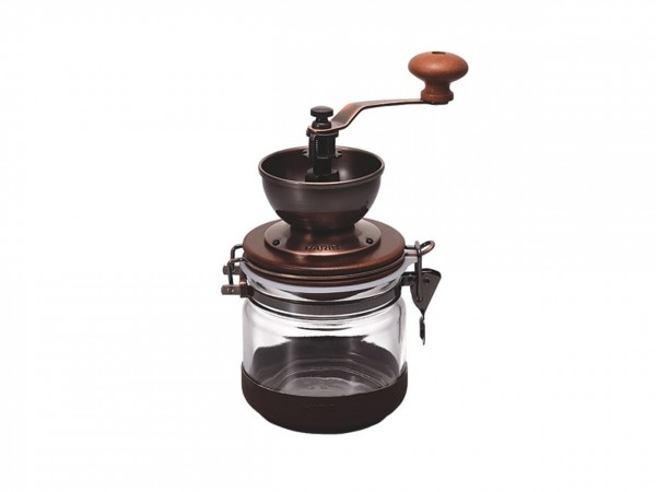 Ceramic Coffee Mill Canister