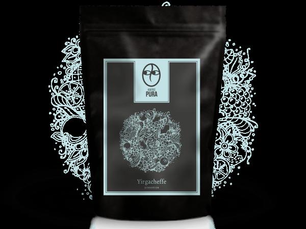 Yirgacheffe Kaffee, BIO & fair gehandelt