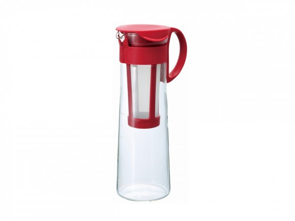 Hario Cold Brew Kaffeebereiter Rot