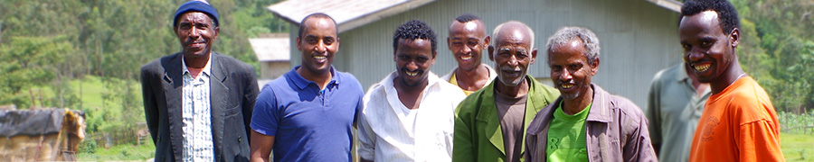 Besuch in Äthiopien
