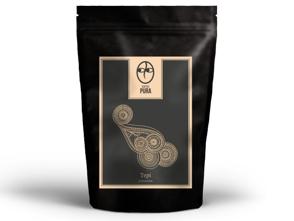 Tepi Kaffee, BIO & fair gehandelt